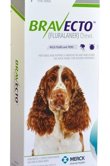 Bravecto Dogs 22-44lbs