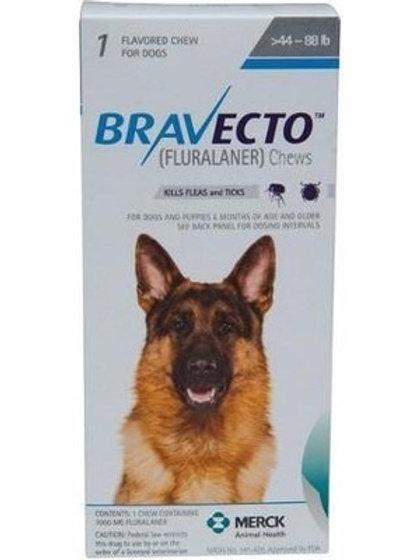 Bravecto Dogs 44-88lbs