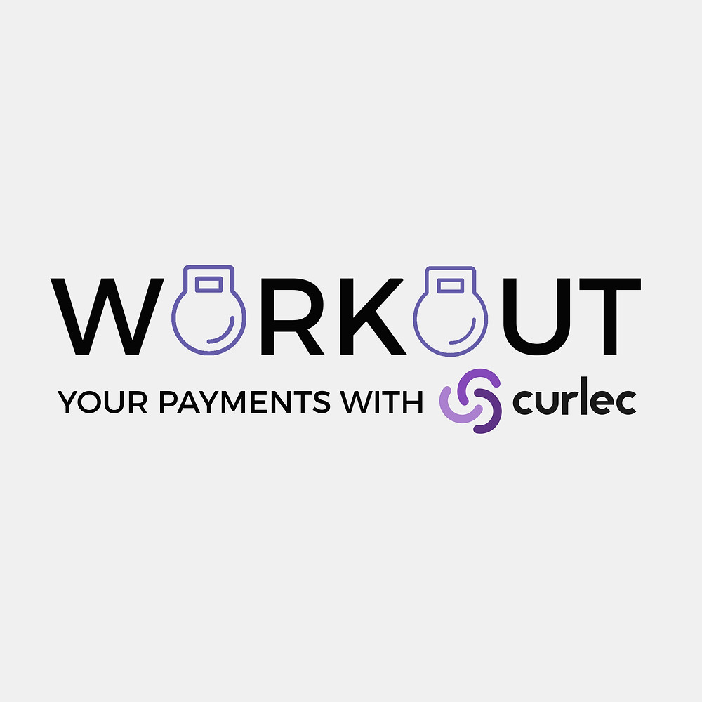 working out with gyms using payment methods provided by Curlec