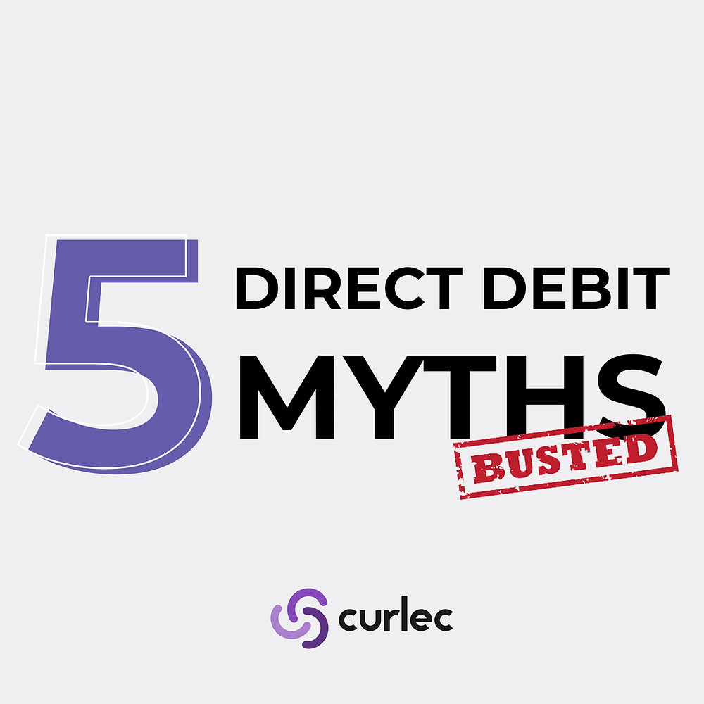 direct debit and myths about it being busted