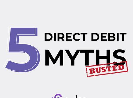 5 Direct Debit Myths