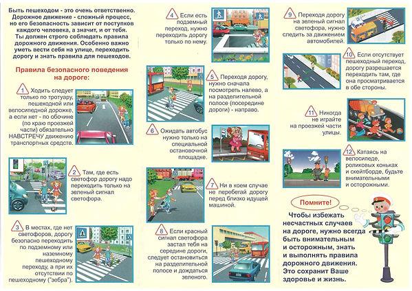 Правила поведения пешеходов на дороге.jp
