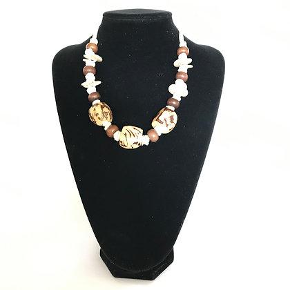 Collar Tagua