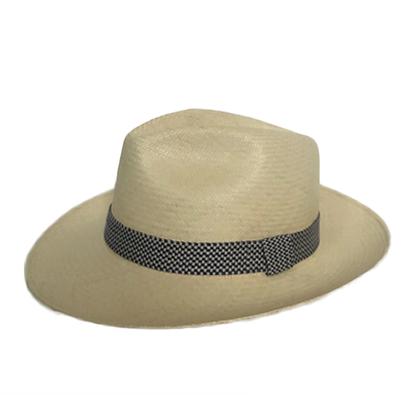 Panama Hat Beige Chamanto
