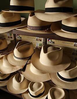 The Economist resalta que el sombrero de paja toquilla es ecuatoriano