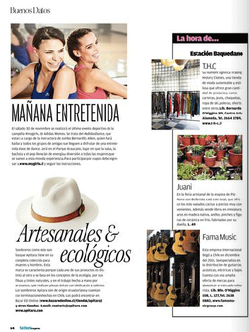 Revista La Hora Mujeres
