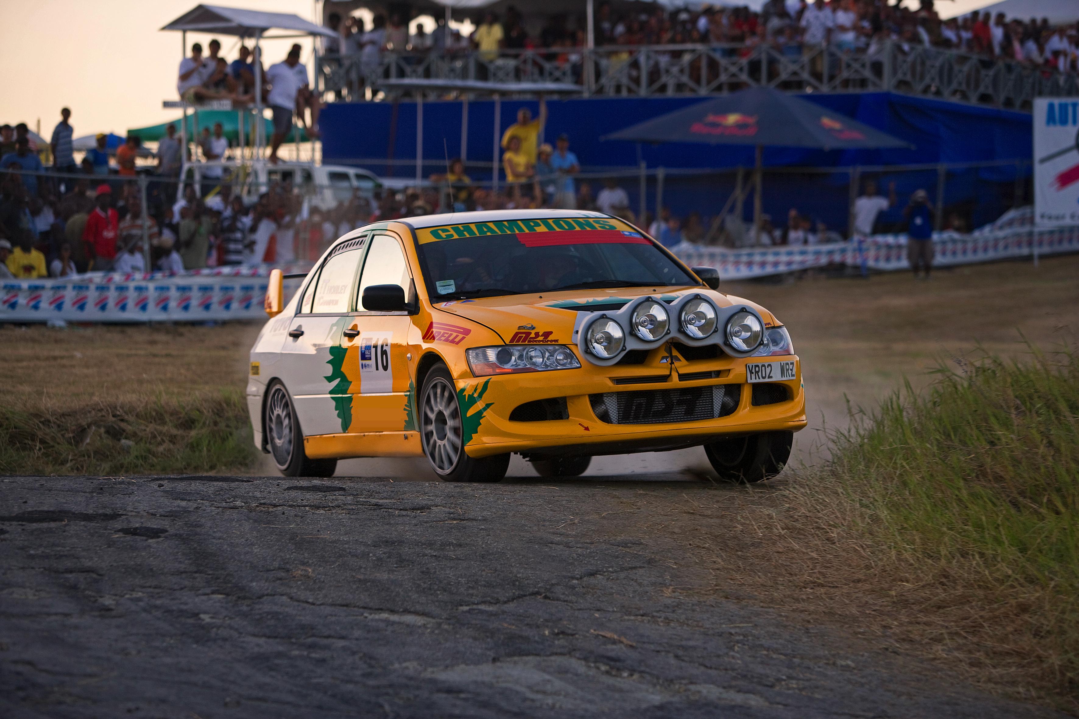 Rally Barbados