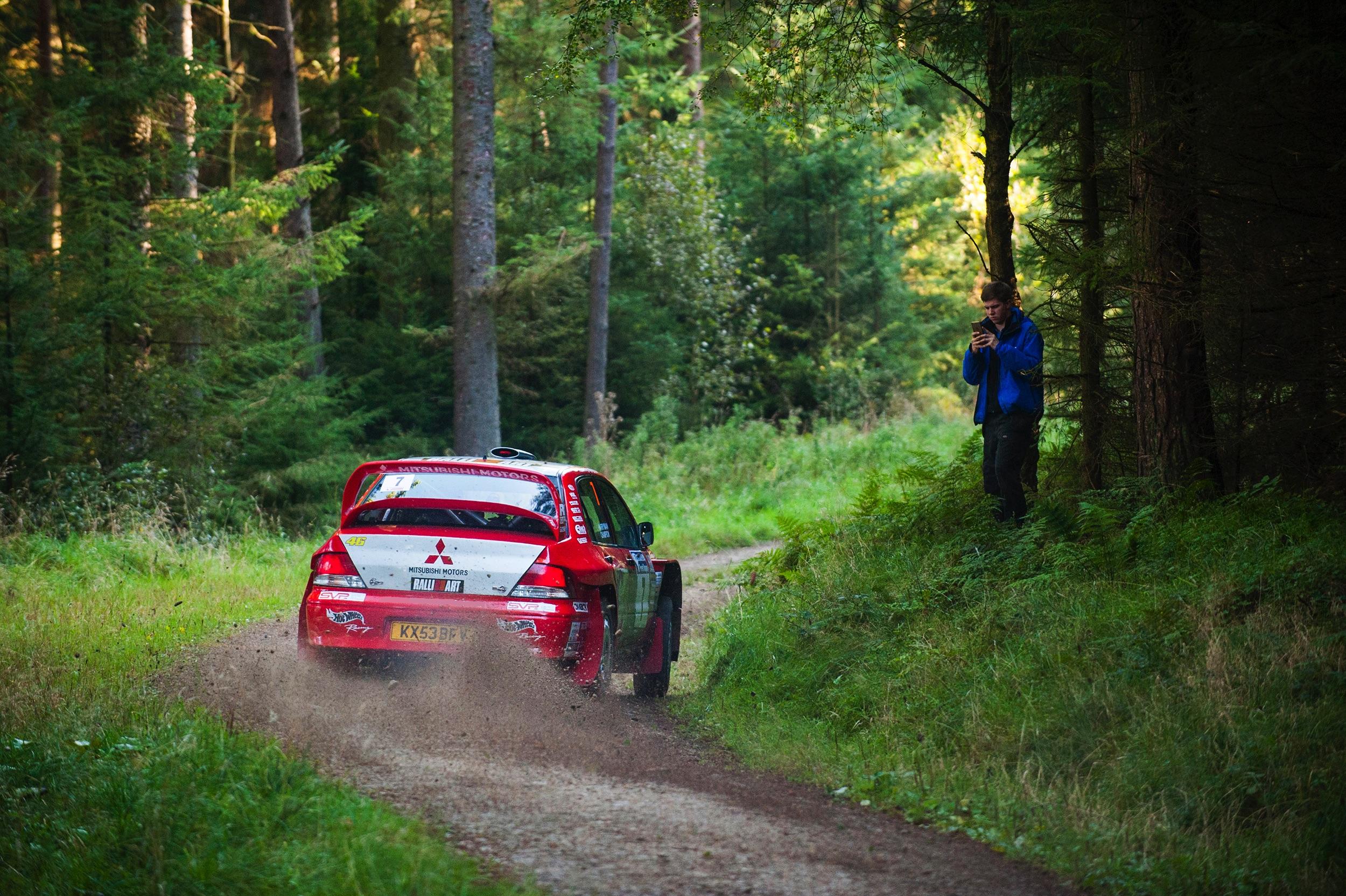 2016 Trackrod Rally Yorkshire