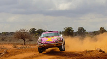 CHAMPION TAKES 'SHARED' SAFARI WIN!