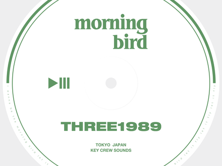"""『Every Week is a Party』week.5 """"morning bird""""が本日リリース!"""