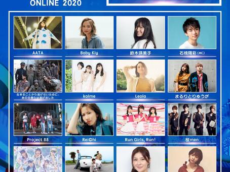2020.08.29 SAT - a-nation online 2020
