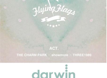 2018/09/28(Fri)『Flying Flags Vol.5 』at 仙台darwin