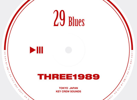 "『Every Week is a Party 』week.3 ""29 Blues""が本日リリース!"