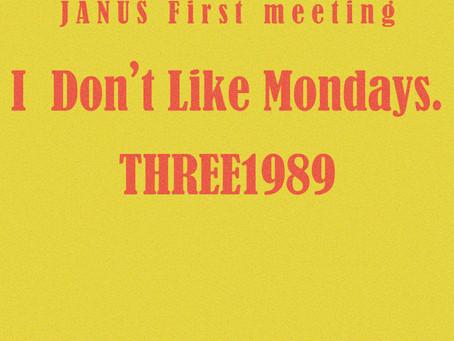 2019/05/10『 JANUS First meeting』@ 心斎橋 Music Club JANUS