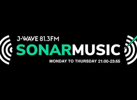 """Summer Venus"" J-WAVE SONNAR「J-WAVE SONAR TRAX」に選出!!"