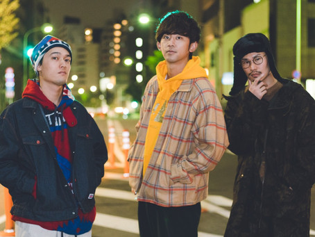 "2019/02/08(Fri)『THREE1989 3rd ALBUM ""KISS"" RELEASE ONE-MAN LIVE』at 渋谷WWW X"