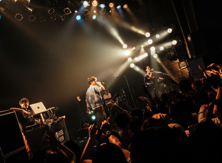 2019/10/20(Sun)『Kan Sano 2019 Live in Taipei』at The Wall Live House