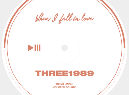 "『Every Week is a Party』week.8 ""When I fall in love""が本日リリース!"
