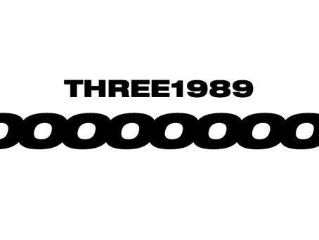 2020/03/06(fri)『THREE 1989 Hoooooooop!』開催決定!@恵比寿LIQUIDROOM