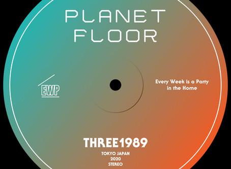 Planet Floor リリース