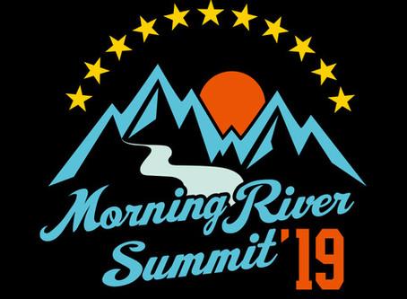 2019/07/13(Sat)『MORNING RIVER SUMMIT2019 』@ 大阪城音楽堂