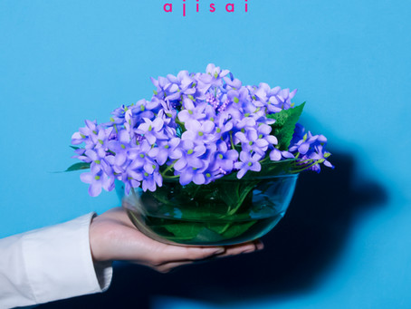 2021.06.03 リリース「紫陽花」