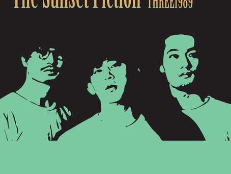 2020.8.15 NEW EP「The Sunset Fiction」配信リリース