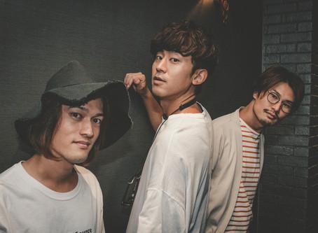 2018/10/20(Sat)『THREE1989 Talk & Live 』at LOFT9 Shibuya