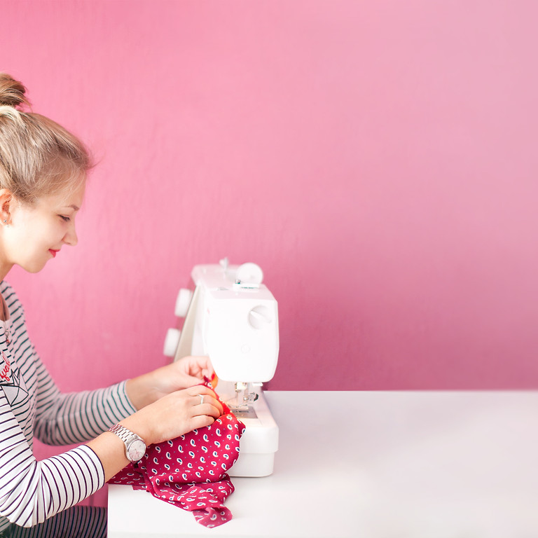 One-to-One Online Sewing Class