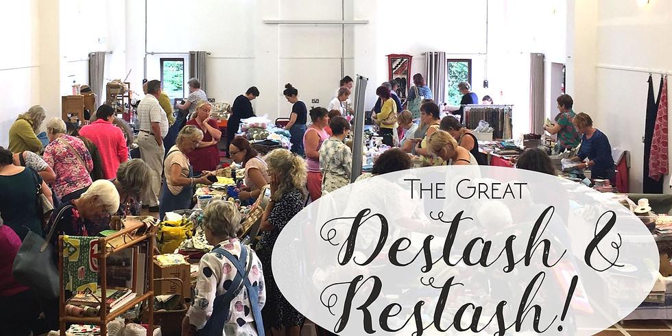 The Great Destash & Restash (January 2020)
