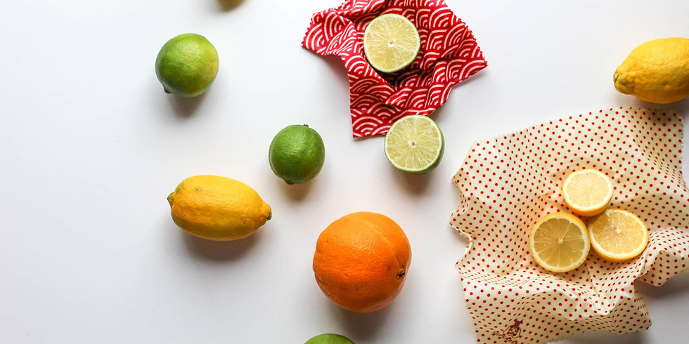 Make Beeswax Wraps