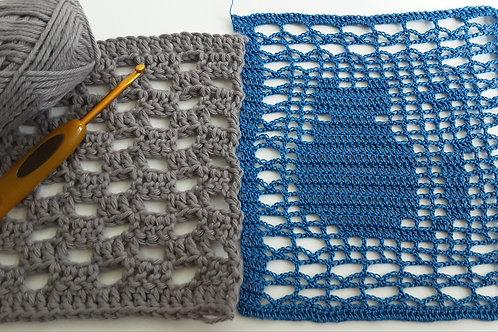 Filet Crochet with Diane Stewart