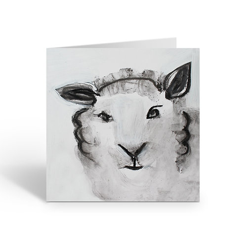 Sheep - card