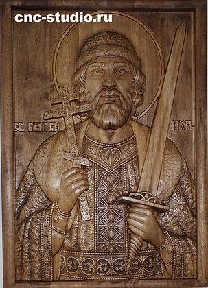 Святой князь Игорь Черниговский