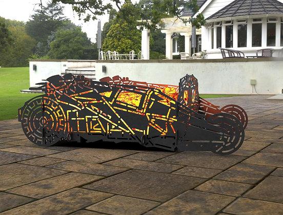 Мангал Batmobile   450х240мм