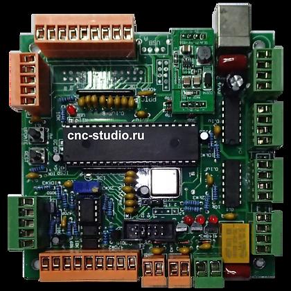CNC-USB-6 Плата управления CNC-USB (6-осевая)