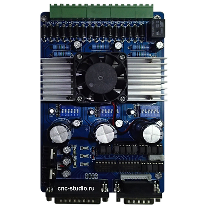 SRA-12VDG-CL Плата управления MACH3 (3-осевая)
