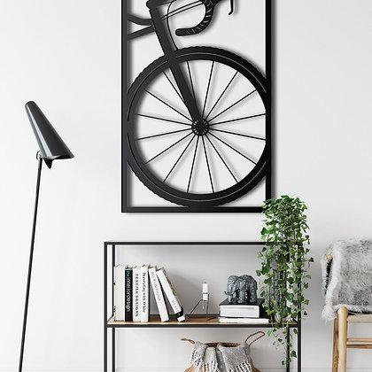 Панно металлическое Велосипед