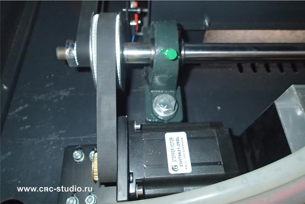 Станок ЧПУ лазерной резки
