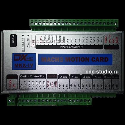 MK3-IV Плата управления MACH3