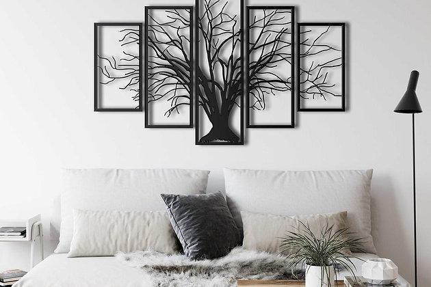Панно металлическое Дерево