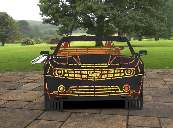 Мангал Camaro SS 550х400мм