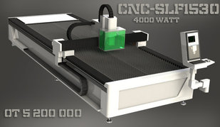 CNC-SLF1530S 4kW