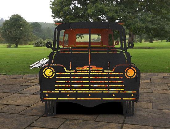 Мангал Chevy Pickup 557х516мм