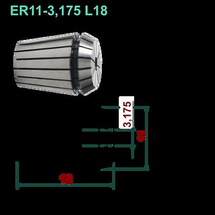 ER20-3175-315 Цанга