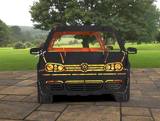 Мангал Golf R32 2004 787х575мм