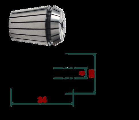 Цанга ER25