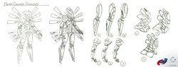 Mecha_Chiyoko_Sketches