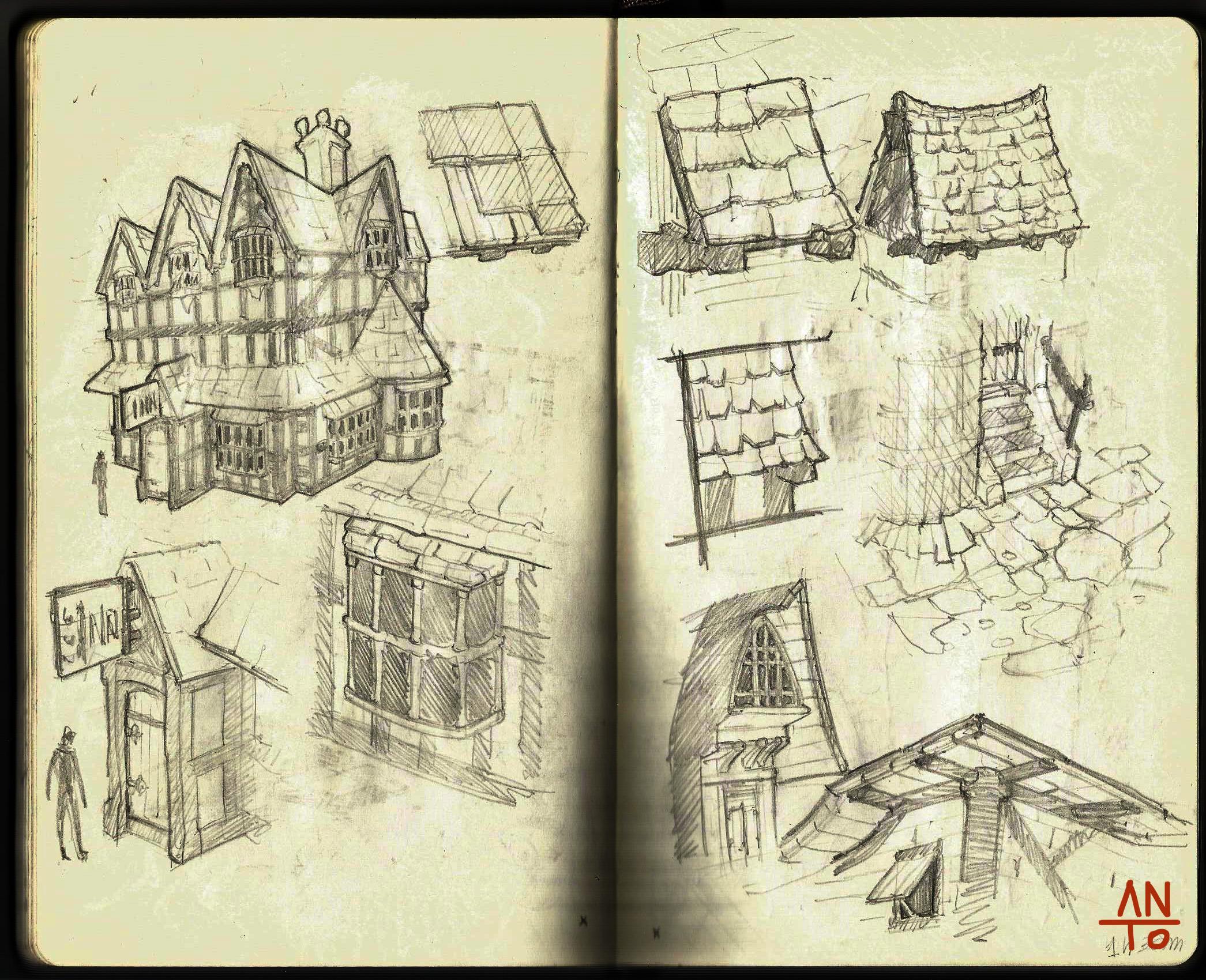 Inn fantasy concepts