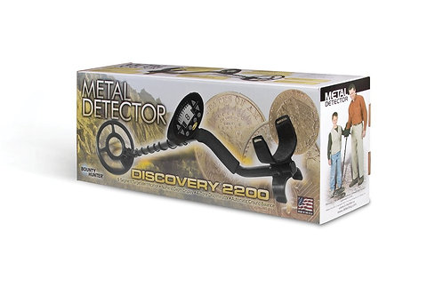 Металлоискатель BOUNTY HUNTER DISCOVERY 2200